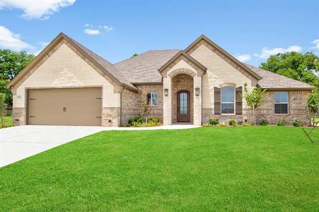 3032 Reed Court, Granbury, TX 76048 - #: 14375592