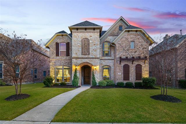 1361 Ranch Gate Lane, Frisco, TX 75036 - #: 14289593