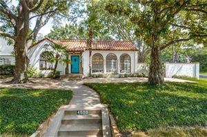 Photo of 4500 Belfort Avenue, Highland Park, TX 75205 (MLS # 14178595)