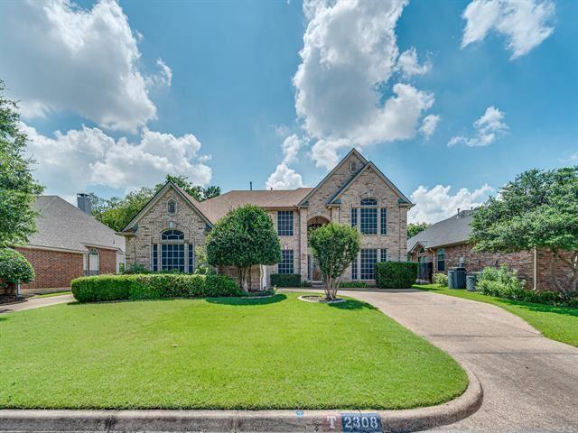 2308 Hunter Place Lane, Arlington, TX 76006 - #: 14373595