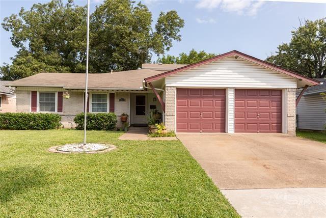 4013 Justice Lane, Garland, TX 75042 - MLS#: 14440595