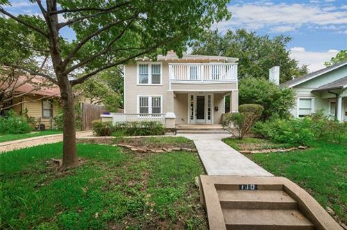 Photo of 110 S Montclair Avenue, Dallas, TX 75208 (MLS # 14284596)
