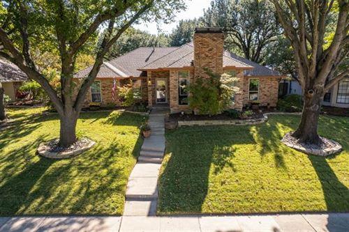Photo of 310 Glen Canyon Drive, Garland, TX 75040 (MLS # 14696597)