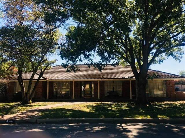 4001 El Cid Place, Fort Worth, TX 76133 - #: 14443597