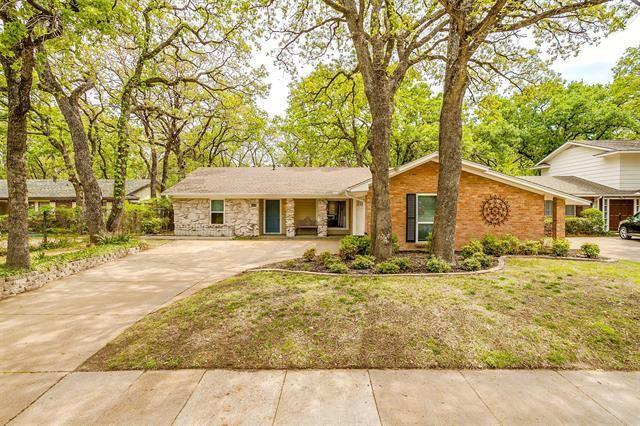 3008 Norwood Lane, Arlington, TX 76013 - #: 14553597