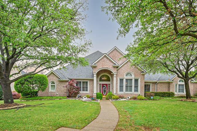 607 Glen Abbey Drive, Mansfield, TX 76063 - #: 14557598