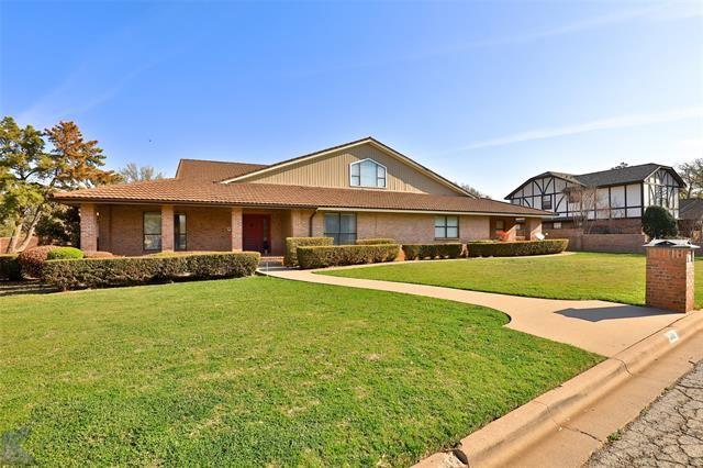 1202 Queens Court, Abilene, TX 79602 - MLS#: 14547599