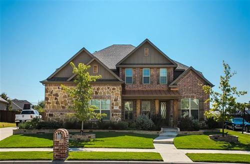 Photo of 300 Darian Drive, Prosper, TX 75078 (MLS # 14454600)
