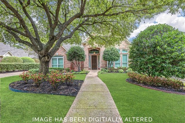 3138 Woodland Heights Circle, Colleyville, TX 76034 - #: 14461600