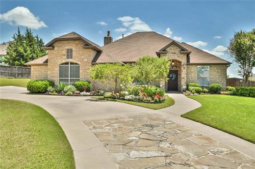 Photo of 114 Crown Valley Court, Weatherford, TX 76087 (MLS # 14358601)