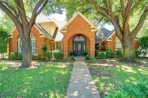 Photo of 3601 Medford Court, Bedford, TX 76021 (MLS # 14362603)