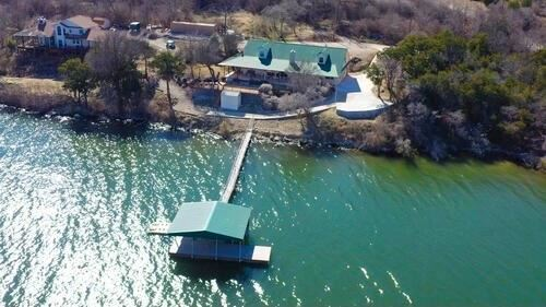 Photo of 3703 Koko Road, Possum Kingdom Lake, TX 76429 (MLS # 14522603)
