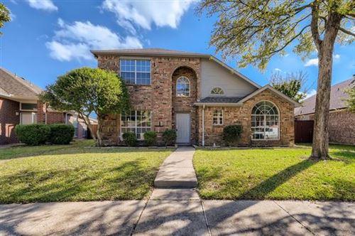 Photo of 838 Parkview Circle, Allen, TX 75002 (MLS # 14697603)