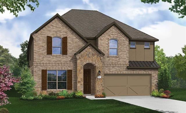7656 Rhyner Way, Fort Worth, TX 76137 - #: 14617604