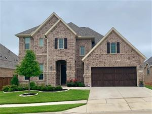 Photo of 4850 Verbena Way, Prosper, TX 75078 (MLS # 14123607)