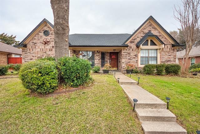 3113 Princewood Drive, Garland, TX 75040 - #: 14502607