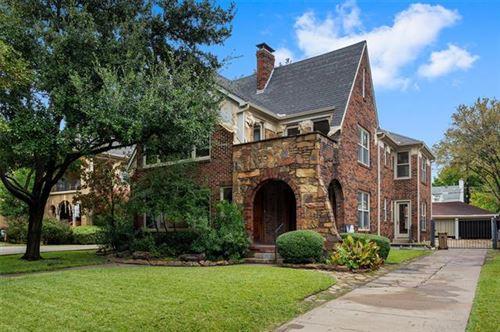 Photo of 4308 Normandy Avenue, University Park, TX 75205 (MLS # 14495608)