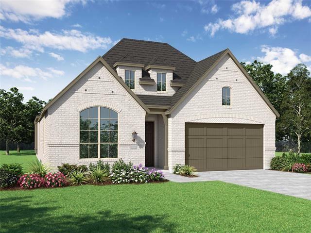 1908 McDougall Creek, Van Alstyne, TX 75495 - MLS#: 14593608