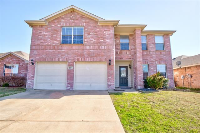 2016 Valley Forge Trail, Fort Worth, TX 76177 - #: 14544609
