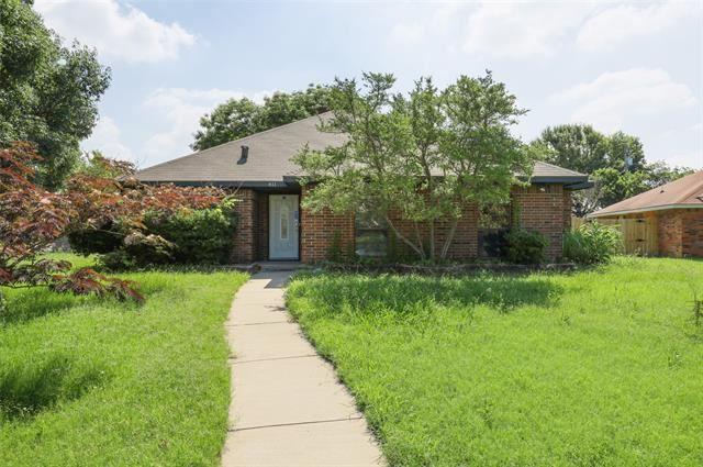 811 Honeysuckle Lane, Cedar Hill, TX 75104 - MLS#: 14602609