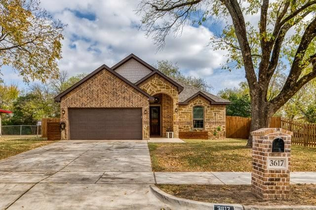 3617 Griggs Avenue, Fort Worth, TX 76119 - #: 14474611