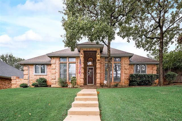 7349 Plumwood Drive, North Richland Hills, TX 76182 - #: 14684611