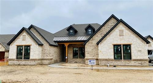 Photo of 1113 Crown Valley Drive, Weatherford, TX 76087 (MLS # 14502612)