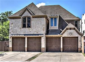 Photo of 5924 Lindell Avenue, Dallas, TX 75206 (MLS # 13867613)