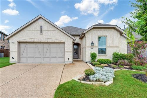 Photo of 701 Proud Knight Lane, The Colony, TX 75056 (MLS # 14434613)