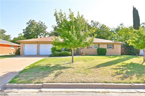 Photo of 865 Harrison Avenue, Abilene, TX 79601 (MLS # 14458613)