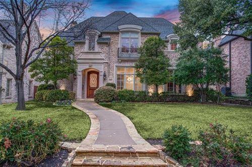 Photo of 2824 Amherst Avenue, University Park, TX 75225 (MLS # 14280614)