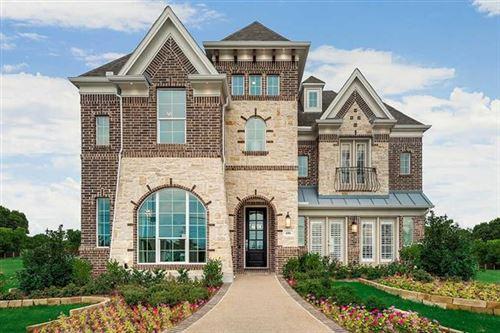 Photo of 606 Stone Oak Lane, Allen, TX 75002 (MLS # 14556614)