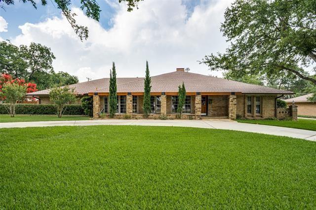 4707 Willow Lane, Dallas, TX 75244 - #: 14380614