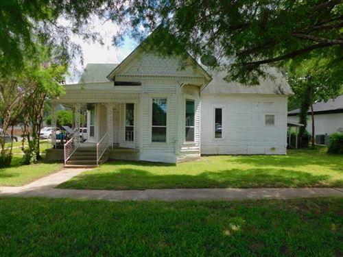 Photo of 308 E Main Street, Whitesboro, TX 76273 (MLS # 14619615)