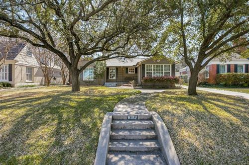 Photo of 6312 Malcolm Drive, Dallas, TX 75214 (MLS # 14298617)