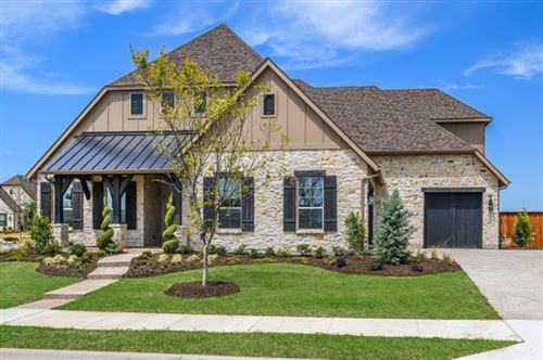 Photo of 1730 Caruth Lane, Prosper, TX 75078 (MLS # 14555617)
