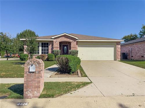 Photo of 4614 Courtside Drive, McKinney, TX 75070 (MLS # 14691618)