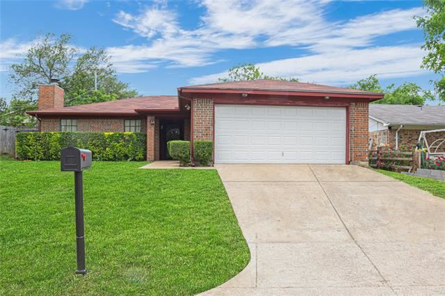 3741 Misty Meadow Drive, Fort Worth, TX 76133 - #: 14567619