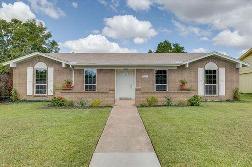 Photo of 1721 Goliad Drive, Garland, TX 75042 (MLS # 14672620)