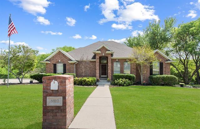 8812 Greenhaven Drive, Fort Worth, TX 76179 - #: 14555620