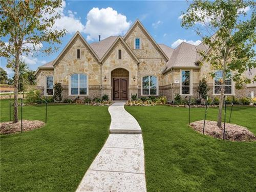 Photo of 817 Secretariat Trail, Keller, TX 76248 (MLS # 14068622)