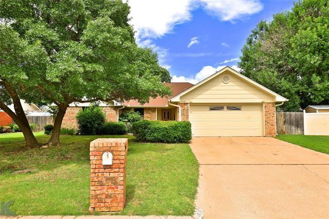 4610 Stonehedge Road, Abilene, TX 79606 - MLS#: 14607622