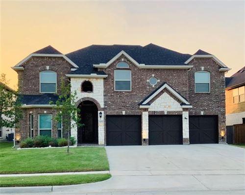 Photo of 2676 Grand Colonial Street, Grand Prairie, TX 75054 (MLS # 14608623)