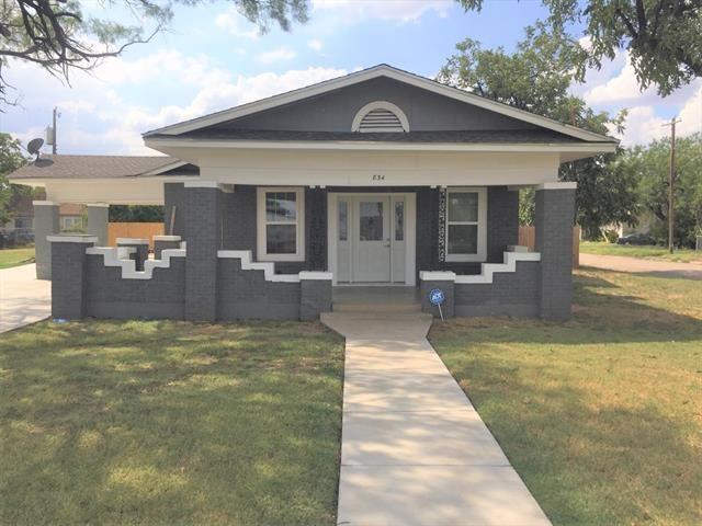 834 Orange Street, Abilene, TX 79601 - MLS#: 14543623