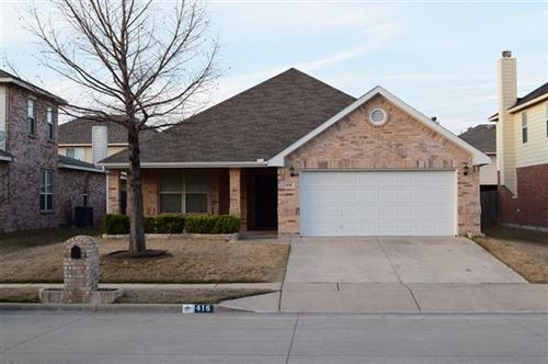 Photo of 416 Iron Ore Trail, Fort Worth, TX 76131 (MLS # 14284624)