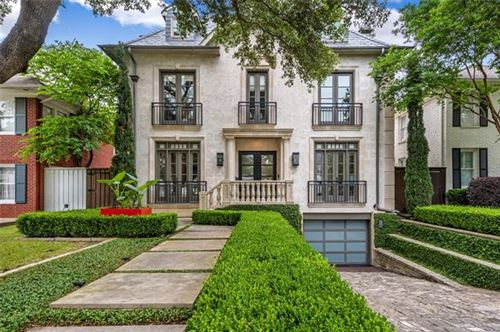 Photo of 3632 Normandy Avenue, Highland Park, TX 75205 (MLS # 14344626)