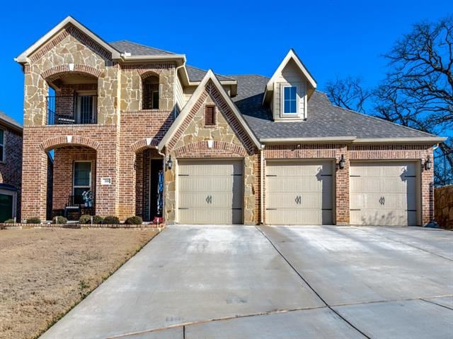 308 Hudson Court, Kennedale, TX 76060 - #: 14520626