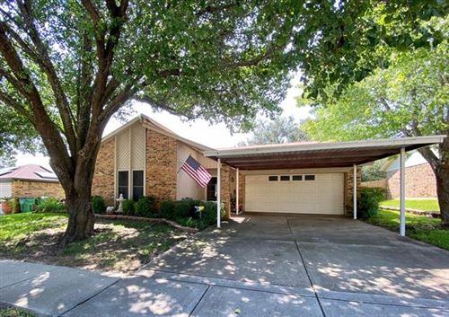 Photo of 6536 N Park Drive, Watauga, TX 76148 (MLS # 14437627)