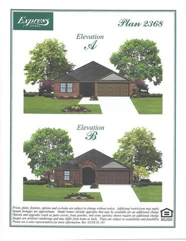 Photo of 3331 Everly Drive, Fate, TX 75189 (MLS # 14372628)