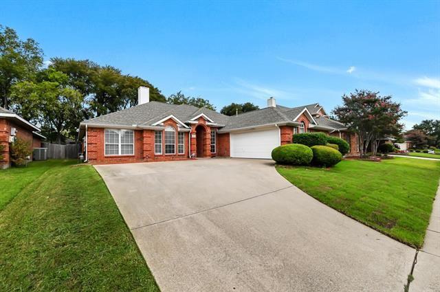 209 Saddlebrook Drive, Garland, TX 75044 - #: 14431632